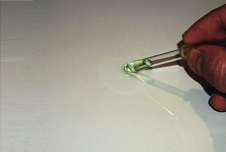 Тест незамерзающих стеклоомываек