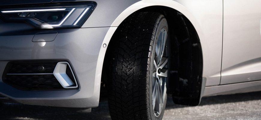 Зимние шины Michelin X-Ice Snow: износ не помеха