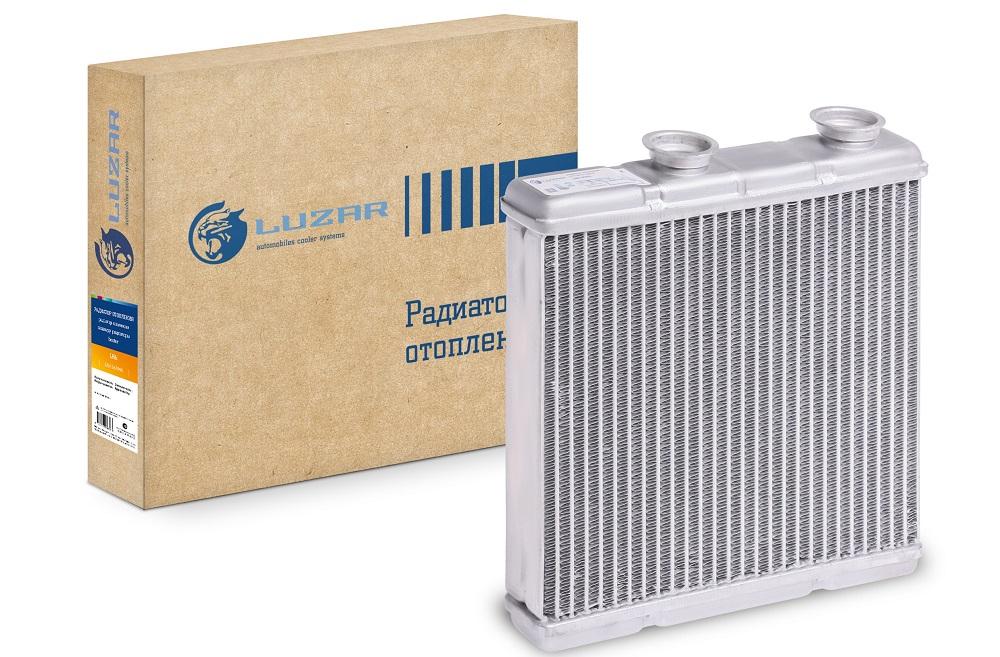 Радиатор отопителя можно найти для многих иномарок