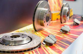 Тормозные диски внедорожников Blitz High Carbon