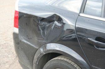 Скрытые повреждения при ДТП и ремонт кузова автомобиля