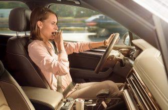 Контроль усталости водителей доверят камерам