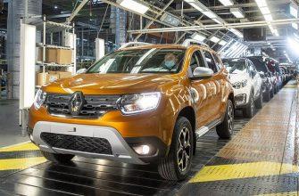 Новый Renault Duster 2021