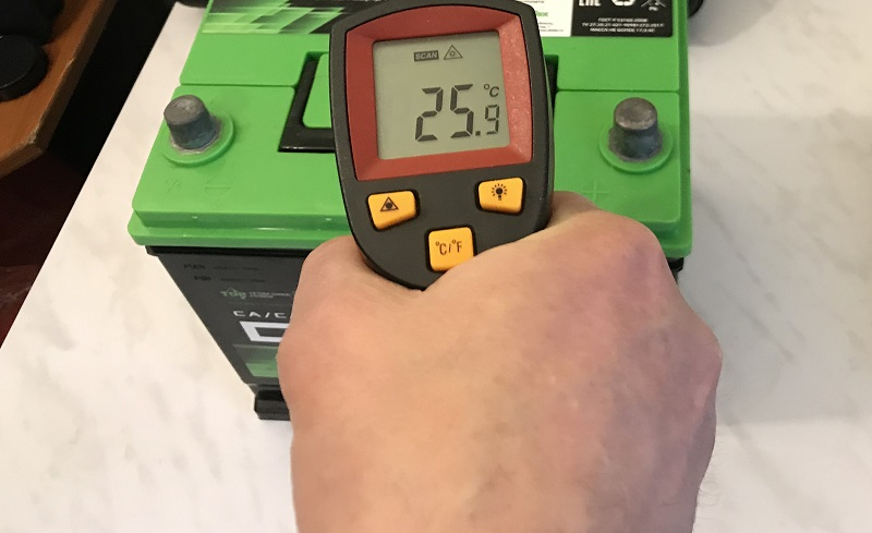 Какой пусковой ток аккумулятора следует считать правильным?