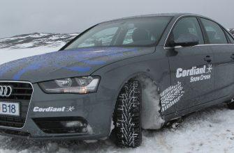 Тест зимних шин Cordiant Snow Cross и авто-путешествие по Исландии
