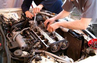 Металлический стук в двигателе и его причины