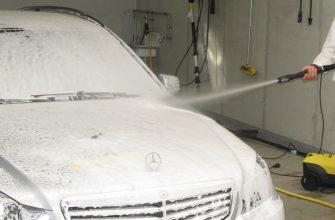 Хорошо помыть машину вполне можно и своими руками