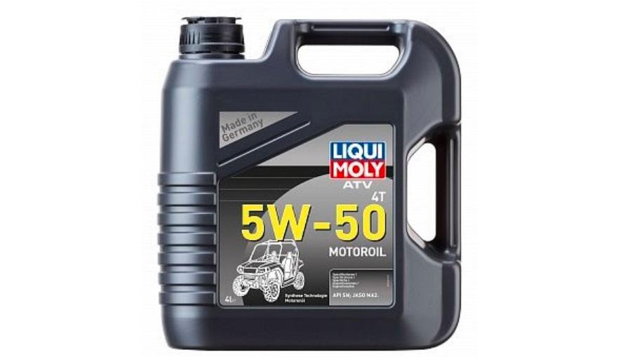 топовый синтетический продукт ATV 4T Motoroil 5W-50