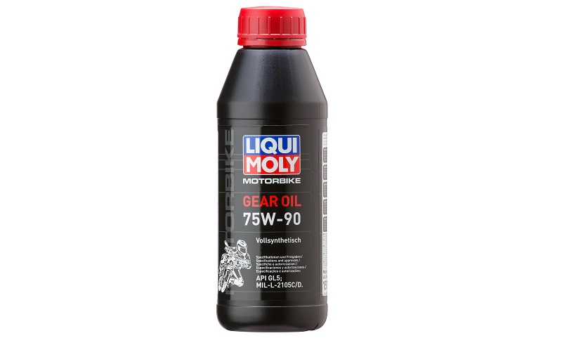трансмиссионное масло для мототехники Motorbike Gear Oil 75W-90