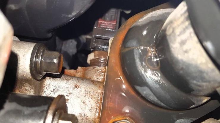 Какой герметик радиатора лучше устраняет течь