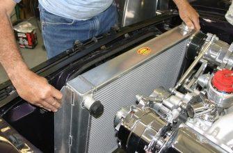 Пропорции промывки системы охлаждения двигателя