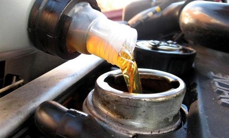 Летняя вязкость моторного масла