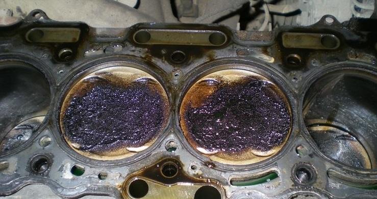 Долив масла в двигателе другого производителя