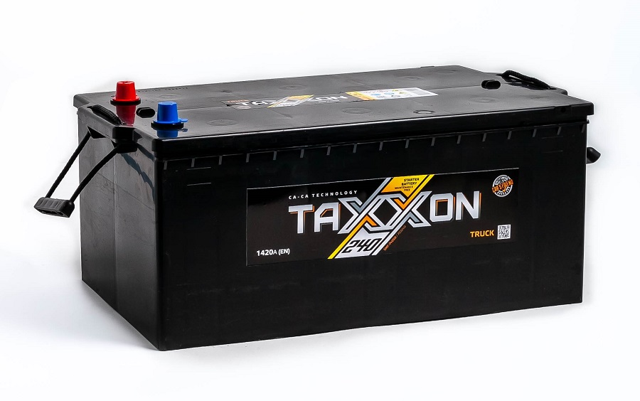 Новые грузовые батареи большой емкости