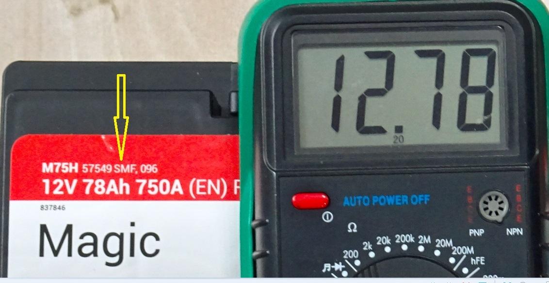 Необслуживаемые АКБ имеют в своем обозначении символы SMF