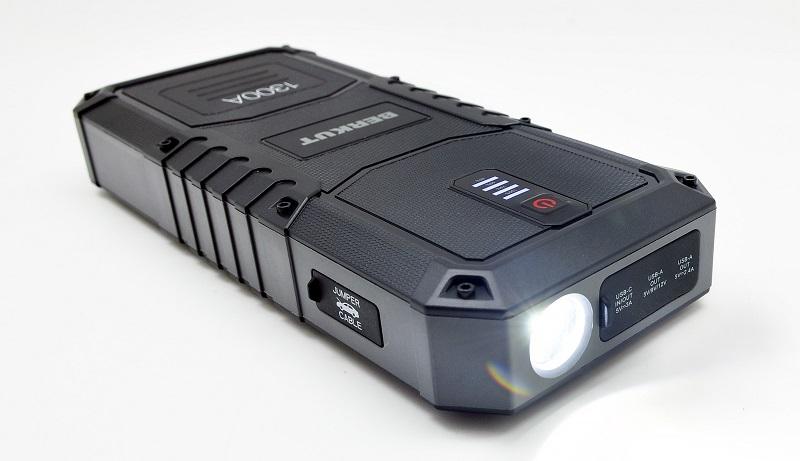 литий-полимерный гаджет последнего  поколения Berkut JSL-25000