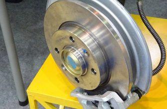 Очистка тормозных дисков от ржавчины: нюансы сервиса