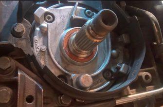 Течь моторного масла из двигателя автомобиля